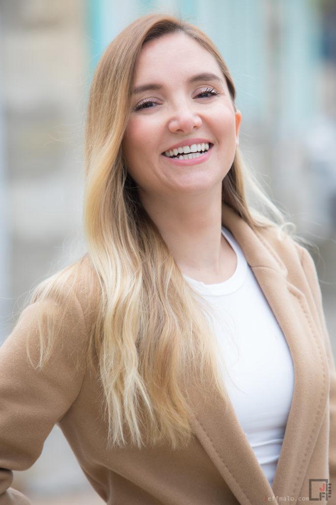 Roula Karaziwan, physiothérapeute et cofondatrice de Novophysio